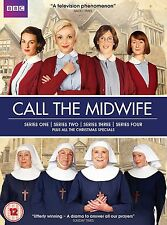 Call the Midwife - Series 1-4 [DVD] New UNSEALED MINOR BOX WEAR