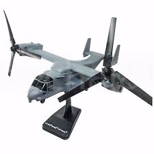 NewRay 1:72 Die-cast Bell Boeing V-22 Osprey Helicopter Grey Color Model New