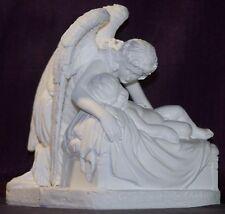 Statuette Murmure de l'Ange de Benjamin Spence