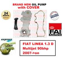 Para Fiat Linea 1.3D Multijet 90bhp 2007- > Encendido Nuevo Fai Aceite Bomba Con