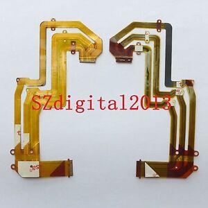 New LCD Flex Cable For SONY FDR-AXP55 FDR-AX40 AX53 AX55 Repair Part FP-2359