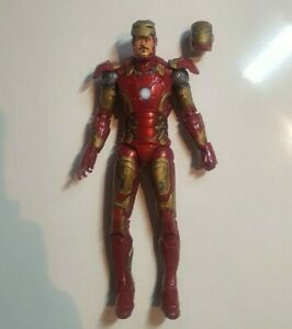 Marvel Legends Iron Man Avengers Age Of Ultron