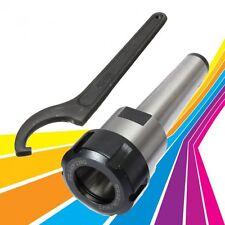 AU ER32 MT3 M12 Morse Taper Collet Chuck Holder CNC Milling Lathe + Spanner