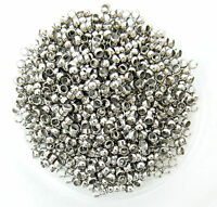 200 Crimp Beads 1.5mm Antique Silver Tone End Beads Jewellery Findings J22224Y