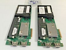 Netapp 111-00127+G1 110-00061+A0 2Gb Controller Card W Battery Lot Of 2