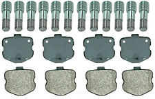 Disc Brake Pad Set fits 2006-2013 Chevrolet Corvette  ACDELCO PROFESSIONAL BRAKE