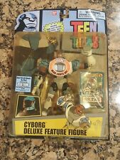 Teen Titans: Cyborg Deluxe Feature Figure - Action Figure - Bandai 2005