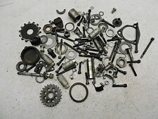 Yamaha DT400 DT 400 Enduro 1975 Engine Nuts & Bolts   C21