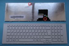 TASTIERA Sony Vaio Vpcef 3e1e pcg-71511m Vpcef 4e1e/wi Vpcef 4e1r/wi Keyboard de
