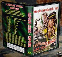 CAPTAIN CHINA - DVD - John Payne, Gail Russell