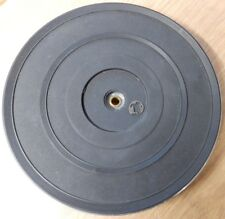 TURNTABLE PLATTER AND MAT + CLIP FOR GARRARD SP25 MKIV
