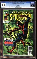 Amazing Spider-Man V2 3 CGC 9.8 John Byrne Cover Iceman Appearance