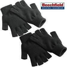 Beechfield Fingerless Gloves & Mittens for Men