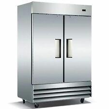 Coldline 2Re-Hc 54″ Double Solid Door Reach-In Refrigerator