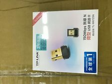500PCS LOT TP-Link TL-WN725N N150 150Mbps Wireless Nano USB WiFi Network Adapter