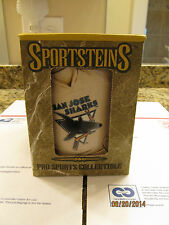 SAN JOSE SHARKS - SPORTSTEINS PRO SPORTS COLLECTIBLE NATIONAL HOCKEY LEAGUE new