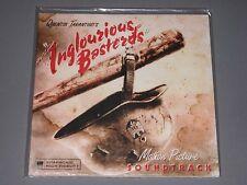 Quentin Tarantino's Inglourious Basterds LP gatefold New Sealed Vinyl soundtrack