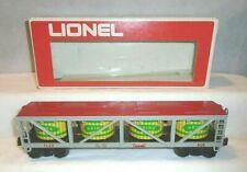 LIONEL No. 6-9128 HEINZ PICKLE CAR - C-9, NIB