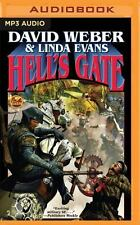 Multiverse: Hell's Gate 1 by David Weber and Linda Evans (2016, MP3 CD,...