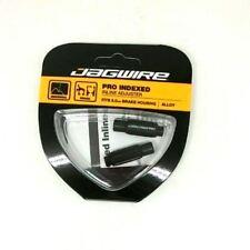 Jagwire BSA058 Pro Brake Indexed Inline Adjuster Black 2pcs