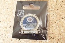 2015 Stanley Cup Playoffs I Was There pin NHL SC Winnipeg Jets
