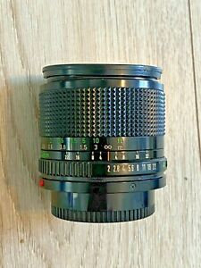 Canon FD 24MM F2 F2.0 Fast Wide Angle Manual Focus Prime Lens, Rare, UK Based