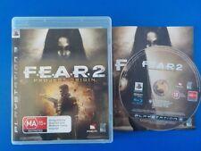 """FEAR 2 Project Origins - PS3 """"Australia"""""""
