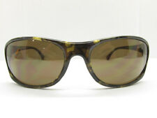 RALPH LAUREN POLO JEANS 0X61 SPORT SUNGLASSES tortoise used 60-18-130 TV6 90305
