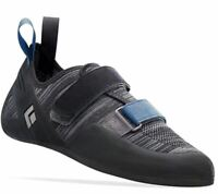 NEW Men's Black Diamond Momentum Climbing Shoes, Ash Size 9