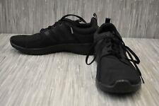 **Adidas Cloudfoam Lite Racer BB9819 Athletic Shoes, Men's Size 10M, Black