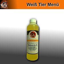 Weiß Premium-Plus Borretsch-Öl 1 x 250 ml Lebensmittelqualität PE Flasche