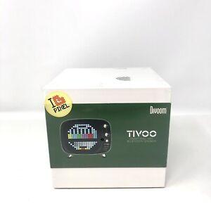 Divoom Tivoo Smart Pixel-art Bluetooth Speaker,Green