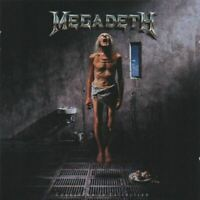 MEGADETH countdown to extinction (CD, album) thrash, speed metal, heavy metal