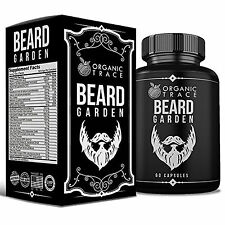 NATURAL Stimulating Facial Hair Grower Mustache Growth Fast Grow Rich Full Beard