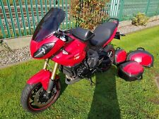 Best on Ebay Triumph Tiger 1050 SE ABS 2012 Full Luggage dyno Wilburs suspension