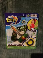 Fun-Size Krazy Kite plane with alien no assembly needed jet plane crazy fun kids