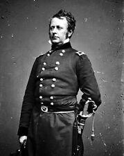 "New 8x10 Civil War Photo: Union - Federal General Joseph ""Fighting Joe"" Hooker"