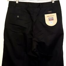 PAUL & SHARK Yachting Cool Chinos Italy Men Pant Black Cotton 34 waist boat