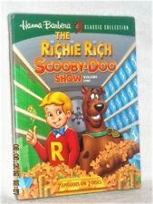 Richie Rich & Scooby Doo Show (DVD, 2005, 2-Disc) NEW animated series cartoons