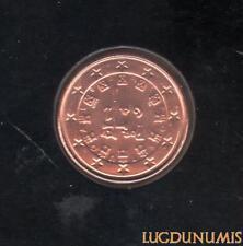 Portugal 2008 1 centime BU FDC provenant coffret 15000 exemplaires