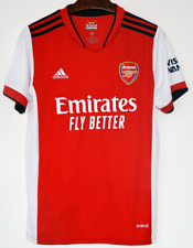 2021/22 Arsenal Football Home Shirt Soccer Jersey for Adult