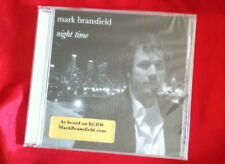 Night Time by Mark Bransfield  - BRAND NEW CD!!! FACTORY SEALED!