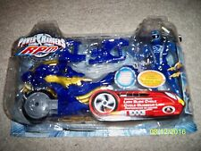 BRAND NEW! POWER RANGERS RPM VEHICLE, LION SLIDE CYCLE + ACTION FIGURE!