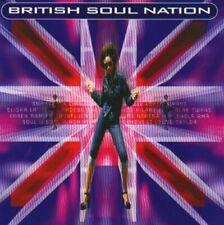 Various Artists - British Soul Nation (CD) (1998)