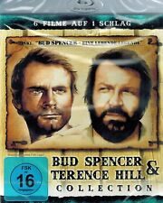 BLU-RAY NEU/OVP - Bud Spencer & Terence Hill Collection - 6 Filme auf 1 Schlag