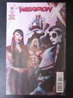 Weapon X #20 - September 2018 - Marvel Comics # B1