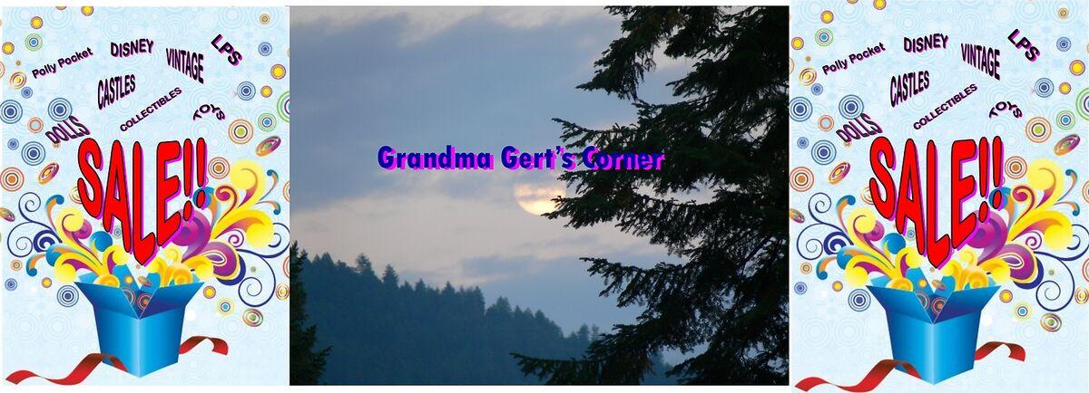 Grandma Gert's Corner