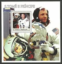 Space Sheet European Stamps