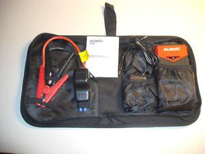 Suaoki T10 Starthilfe-Gerät, Jump-Starter, 12V, 12Ah, 400 A, Weihnachtsgeschenk