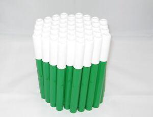 50 Green Felt Tip Bingo Pens, Markers